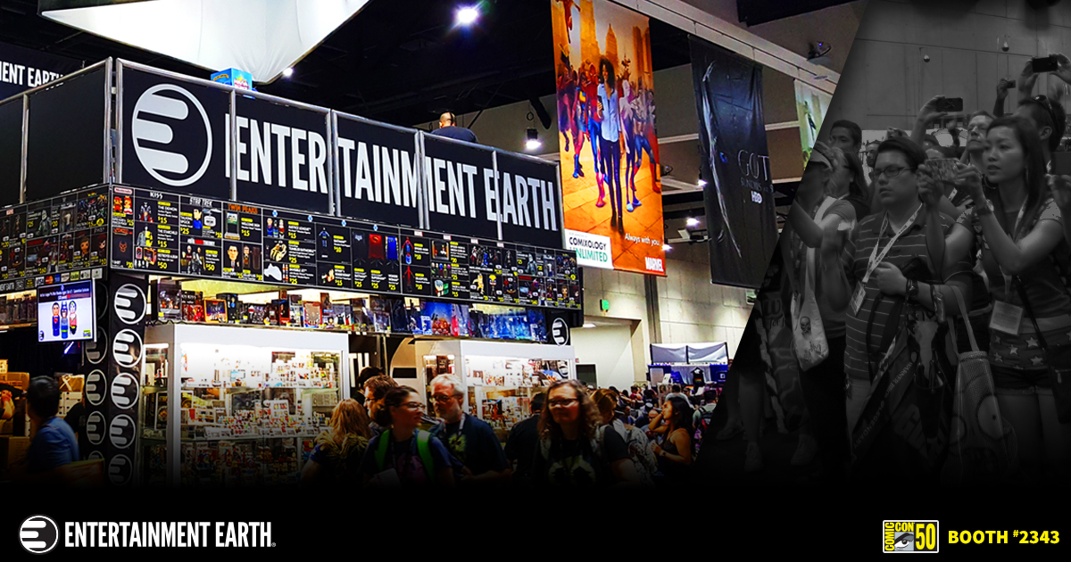 What You Need to Know about Entertainment Earth San Diego Comic-Con