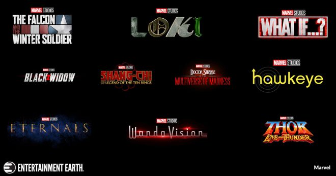 What We Know about the Marvel Cinematic Universe Phase 4