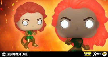 Enter: The Glow-in-the-Dark Phoenix Funko Pop Exclusive