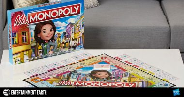 Why Hasbro Is Changing the Game – Ms. Monopoly Aims to Inspire and Showcase Female Inventors and Entrepreneurs