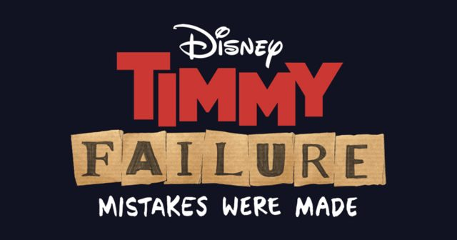 Timmy Failure - Disney+