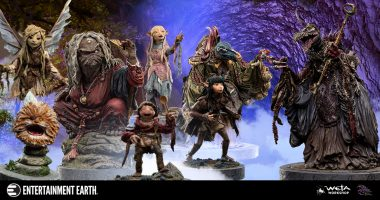 Don't Miss out on These Stunning Statues Based on The Dark Crystal: Age of Resistance
