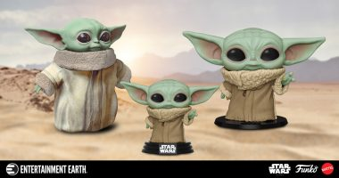You Seek (Baby) Yoda! The Scoop on The Mandalorian's Hottest Toys