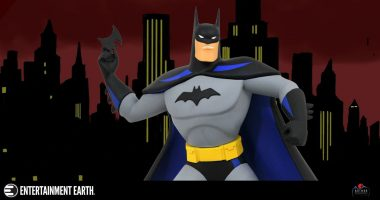 Is Batman: The Animated Series the Best Batman Show Ever?