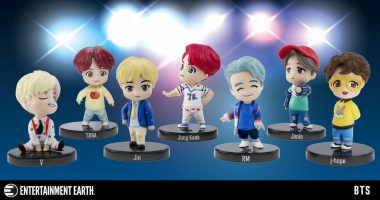 Don't Wait Too Long before You Get These Cute BTS Mini Dolls
