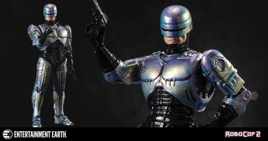 Is RoboCop 2 Better Than the Original? This Action Figure Makes for a Stunning Argument!