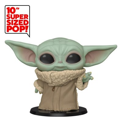Super Sized Baby Yoda Pop