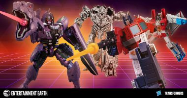 How to Collect Transformers Toys