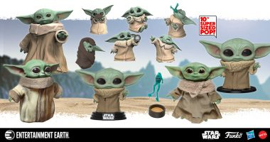 Baby Yoda Collectibles