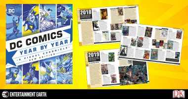DC Year By Year Book
