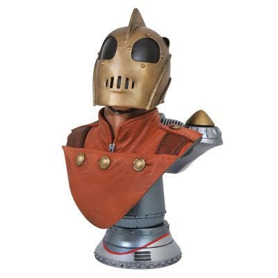Rocketeer Legends in 3D