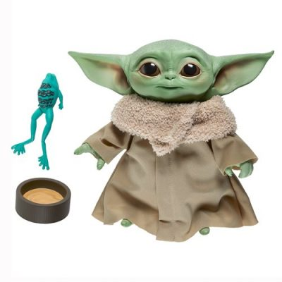 The Child Talking Plush Baby Yoda