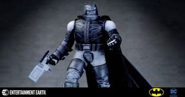 Here's Why This Limited-Edition Frank Miller Batman Statue Is a Real Standout