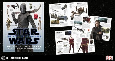 DK Star Wars Visual Dictionary
