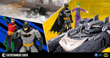 Exclusive Batman Action Figure Reveal – Video and Checklist