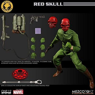 Red Skull One:12 Exclusive