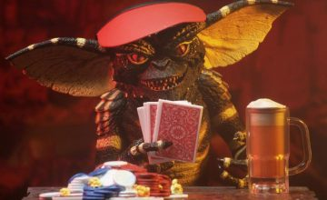 Flasher - Poker Playing Gremlin