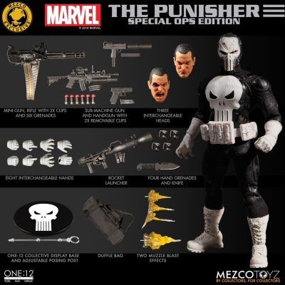 Punisher Special Ops Edition