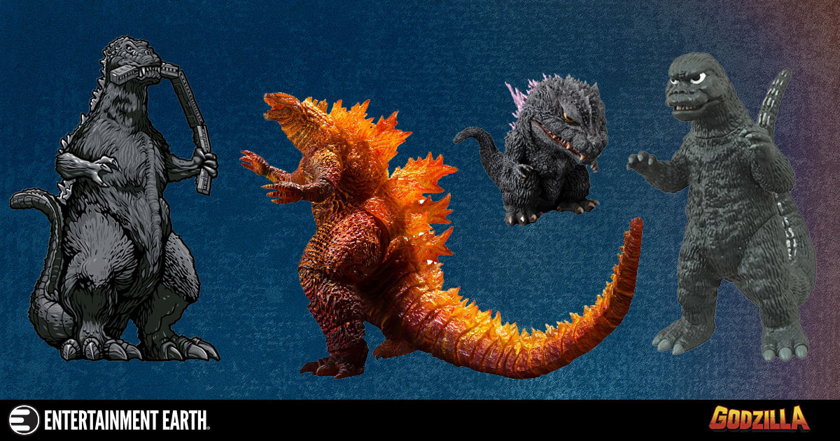 Godzilla Collectibles