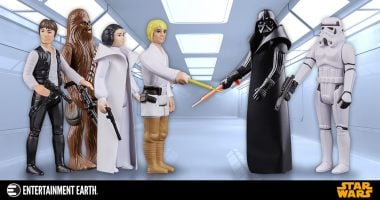 Celebrity Collector: Rocker Rick Springfield Owns Rare Star Wars Toys?