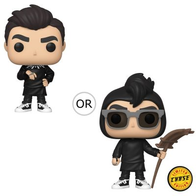 Schitt's Creek David Funko Pop and Chase