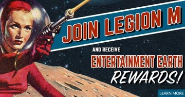 Entertainment Earth Partners with Legion M for Seventh Fundraising Round!
